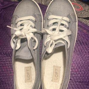 Lady Loft Denim Sneakers